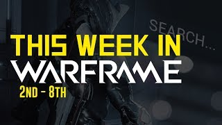 Nezha Changes/Revisit, Console Update in Cert, Augments  More! [This Week in Warframe]