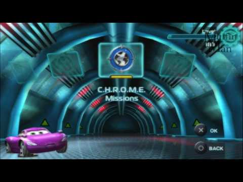 Cars 2 PSP Gameplay HD