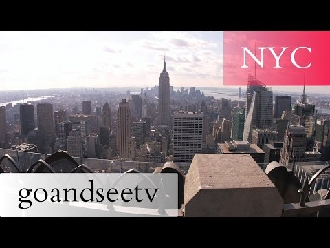 Video Fifth Avenue New York Shopping & Sightseeing