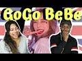 British People React To MAMAMOO(마마무) - gogobebe(고고베베)