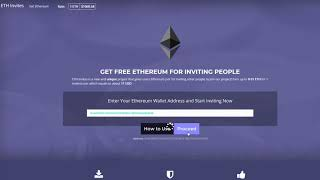 Tutorial How To Get Free Ethereum