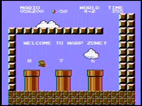 Only A Computer Can Complete Super Mario Bros Faster Than This Guy