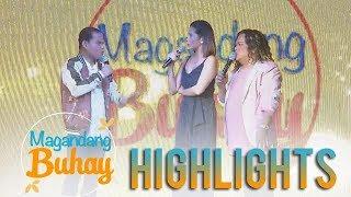 Magandang Buhay: Pooh, Pokwang and Chokoleit perform a short skit