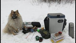 Ящик пластиковый для зимней рыбалки