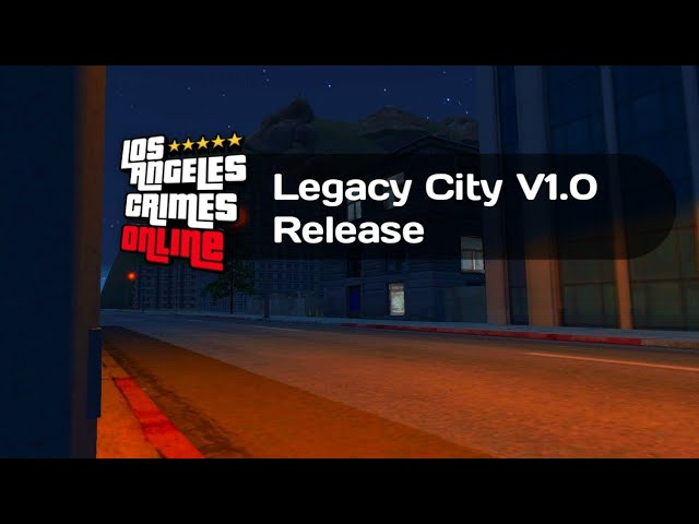 Legacy City