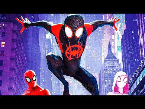 SPIDER-MAN: INTO THE SPIDER-VERSE All Movie Clips + Trailer (2018)