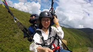 #Badvi @ Borneo Paragliding Malaysia