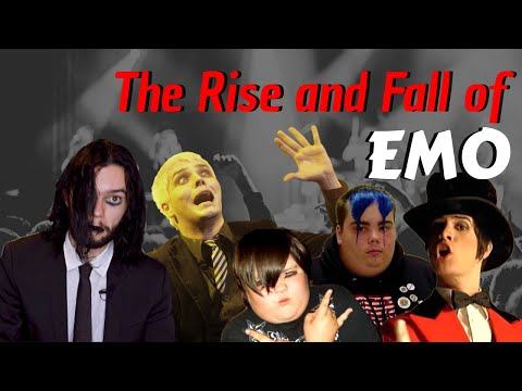 The Rise and Fall of Emo