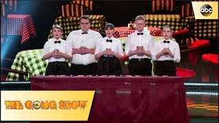 The Chew Crew - The Gong Show