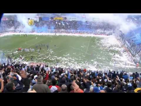 """""""El Sentimiento no se Termina !!!! Monumental recibimiento para EL DECANO"""" Barra: La Inimitable • Club: Atlético Tucumán"""