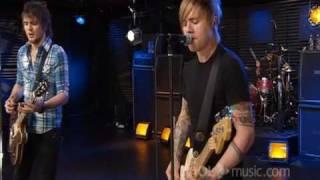 Boys Like Girls - Heart Heart Heartbreak (AOL Music Sessions)