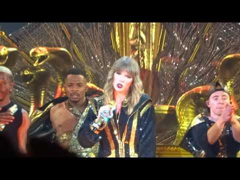 Taylor Swift - End Game Live - Levi's Stadium - Santa Clara, CA - 5/11/18 - [HD]