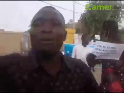 Manifestations au Tchad contre le CMT