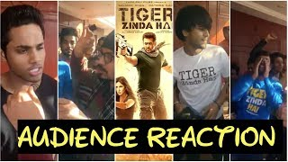 Tiger Zinda Hai Audience Reaction First Day-First show | Salman | Katrina |