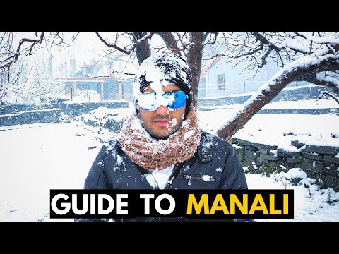 THE ULTIMATE GUIDE TO MANALI