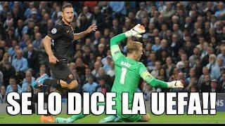 preview picture of video '[VIDEO] - Gol di Totti al City tra i 10 più belli della Champions 2014'