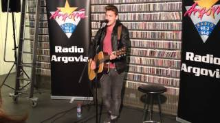 Radio Argovia Private Session: Bastian Baker (79 Clinton Street)
