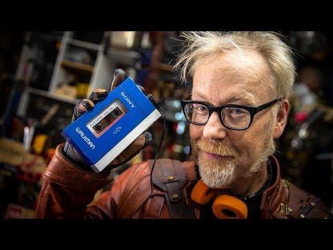 Adam Savage Builds Star-Lord's Walkman [35:00]