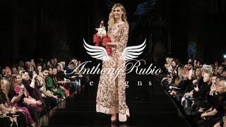 Anthony Rubio NYFW FW/19 New York Fashion Week Powered by Art Hearts Fashion