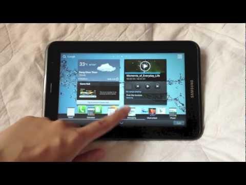 [รีวิว] Samsung Galaxy Tab 2 (7.0)
