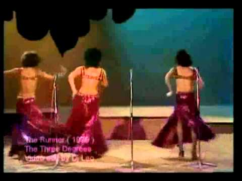 the three degrees   the runner 1979 480p