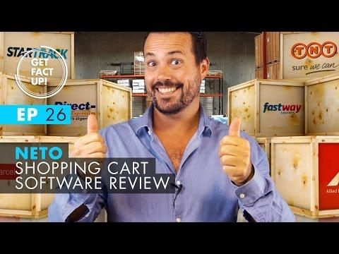 GFU #26 Neto Shopping Cart Software Review