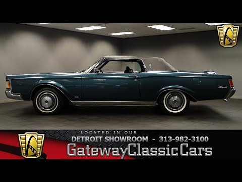 Video of '70 Continental - L5YZ