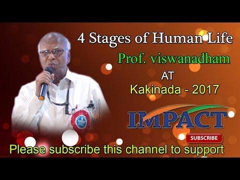 Human Values | V Viswanadham | TELUGU IMPACT Kakinada 2017