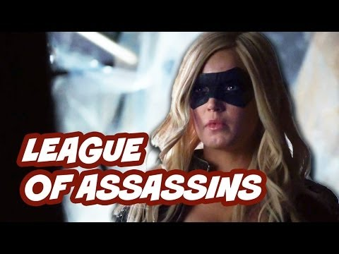 Arrow Season 2 Episode 3 Review - Black Canary and The League Of Assassins