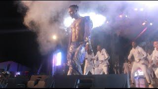 FULL VIDEO: Ni Kama Vita Show Ya DIAMOND PLATNUMZ Wasafi Festival Dar Esa Salaam