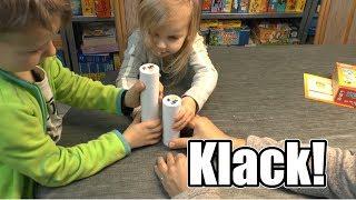 Klack / Clack (Amigo) - ab 4 Jahre - Teil 327 ... perfektes Mitbringspiel oder Geschenk
