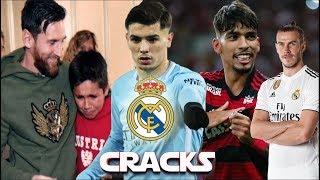 MADRIDI$TAS a la BAJA; SE VIENE BRAHIM | Llegan los 'REYES' culés | Brasileño REFUERZA el MILAN