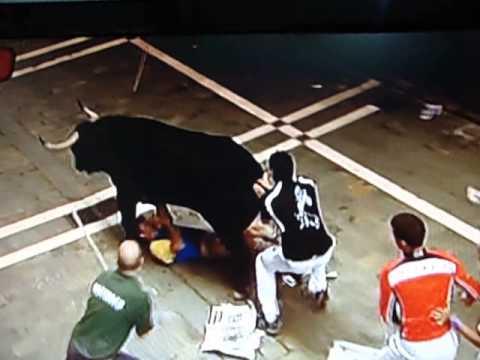 Bull Run 12.07.2013 { Pamplona } 6