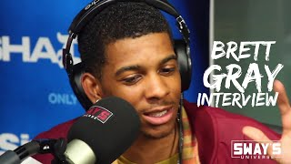 Brett Gray Talks About His Role in Netflix Series 'On My Block' | Sway's Universe