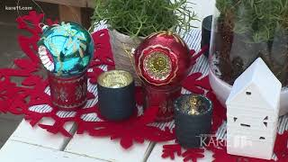 Grow With KARE: Holiday Tables And Mantles