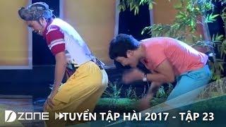 hai-moi-2017-i-tap-23-than-kinh-hoai-linh-chuyen-lam-kho-truong-giang