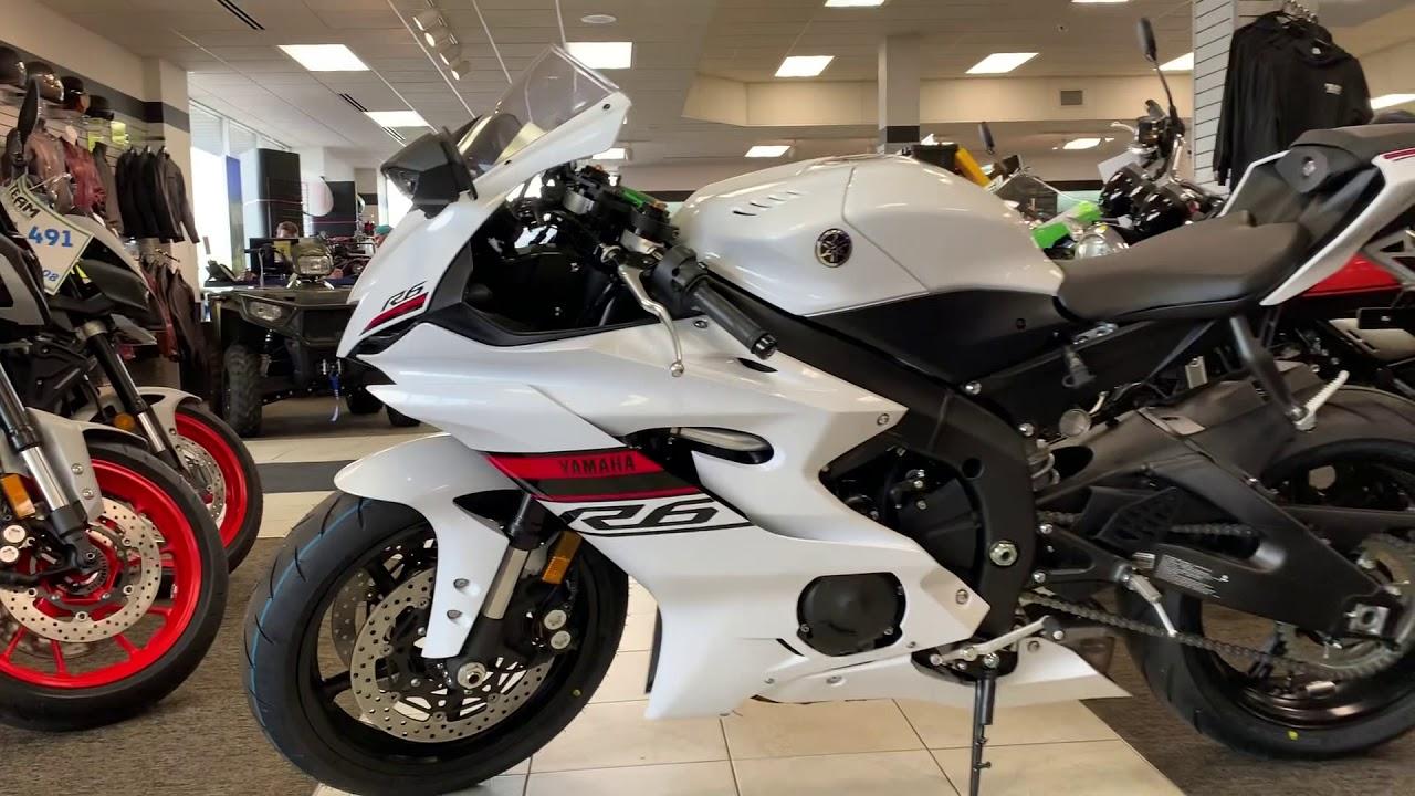2019 Yamaha Yzf R6 For Sale In Oshkosh Wi Team Winnebagoland 920