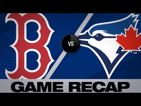5/20/19: Devers, Bogaerts lead Red Sox to big win