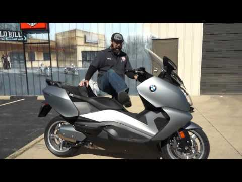 2014 BMW C650GT, Awesome German Scooter!