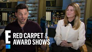 Ellen Pompeo & Greys Anatomy Stars Tell What Their Kids Think | E! Red Carpet & Award Shows