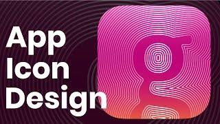 App Icon Design Tutorial In Adobe Illustrator