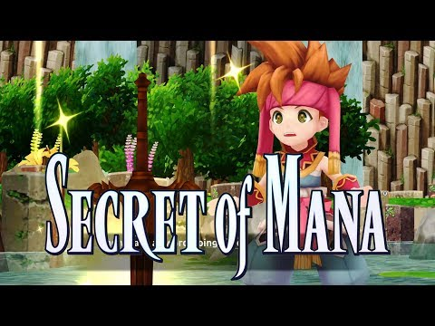 Image result for Das Secret of Mana Remake
