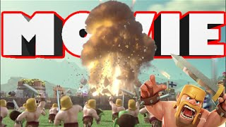 Clash Of Clans The Movie 2015  Full Real Life & Animated Clash Of Clans Movie