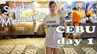 Cebu Day 1: Sugbo Mercado Cebu IT Park
