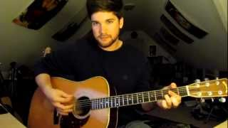 Anthony Green - Just To Feel Alive (Cover)