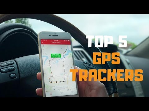 Best GPS Tracker in 2019 - Top 5 GPS Trackers Review