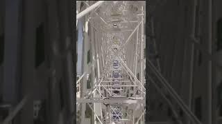 Ferris wheel with Fpv Drone