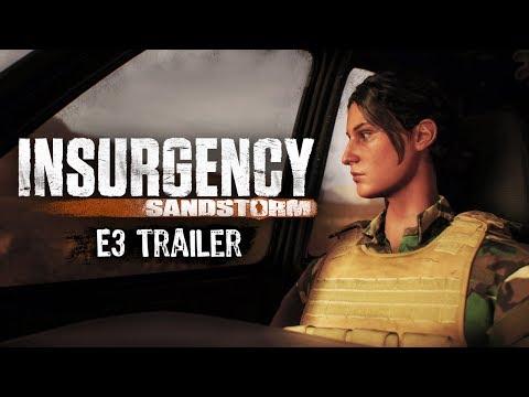 [E3 2017] Insurgency Sandstorm - E3 Trailer thumbnail