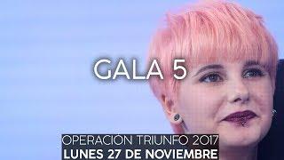 OT GALA 5 ENTERA | RecordandOT | OT 2017