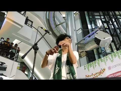 Fourtwnty - Diam Diam Ku Bawa 1 [Live on LSPR Communication Festival]